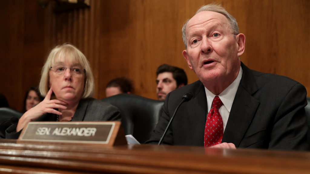 Senate committee to vote on health package with ambitious plan to reduce drug prices