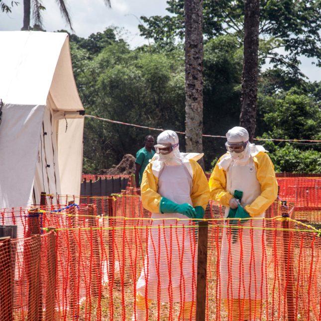 DRC Ebola