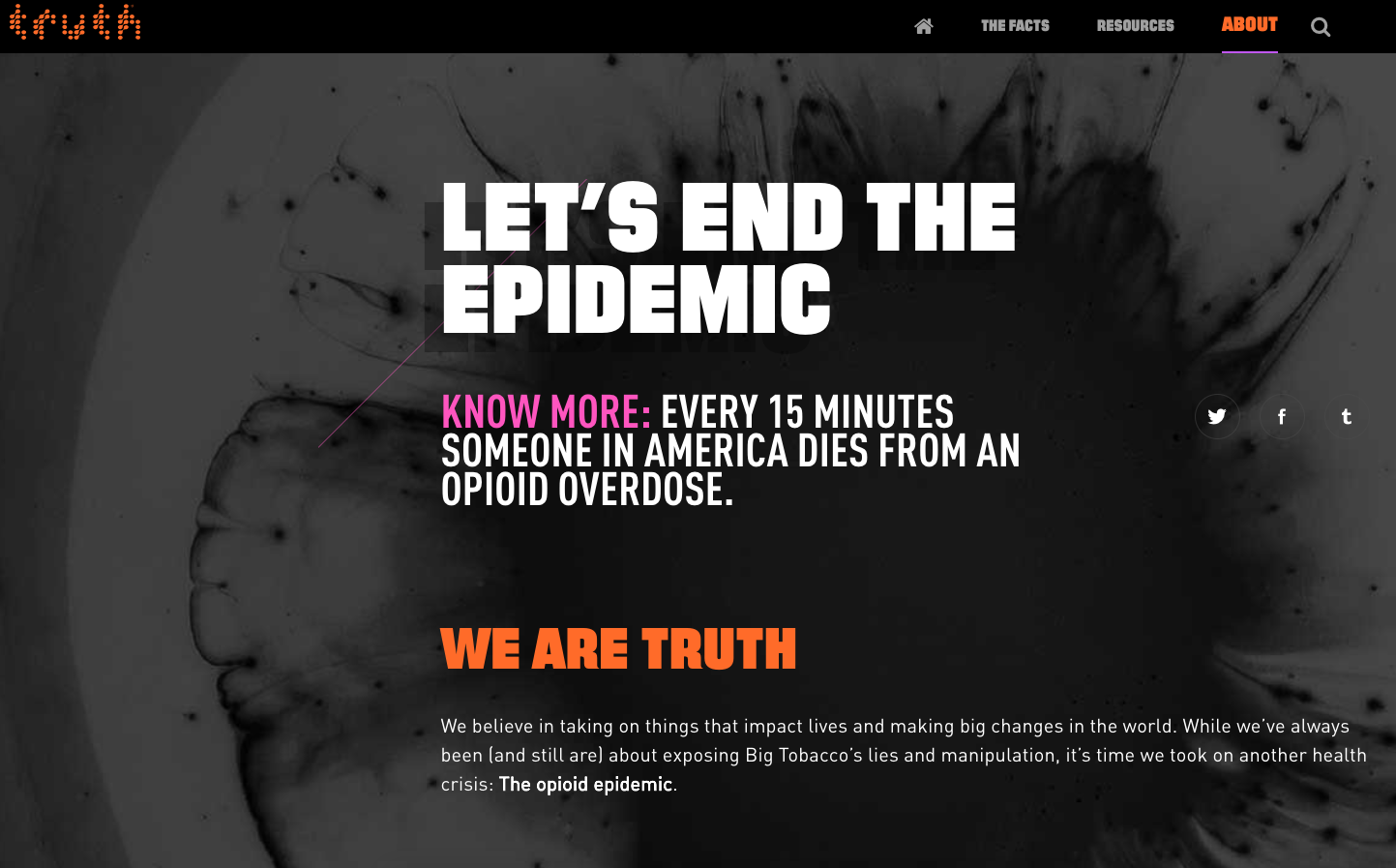 New Anti Opioids Campaign Rolled Out By The White House Aims To Shock