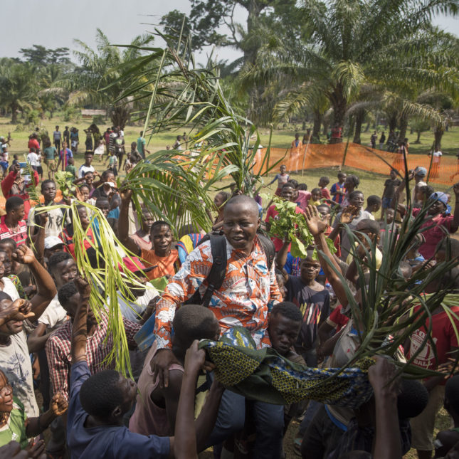 Ebola Optimism