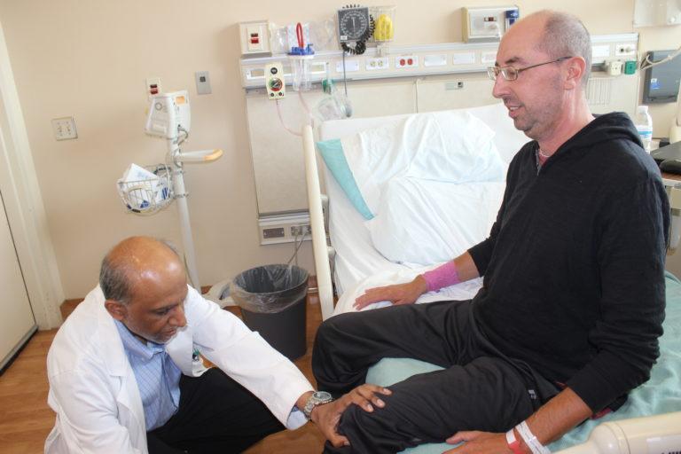 Brian Vastag Treatment