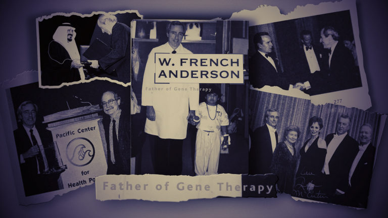 French Anderson Collage