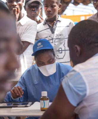 Ebola Congo vaccine