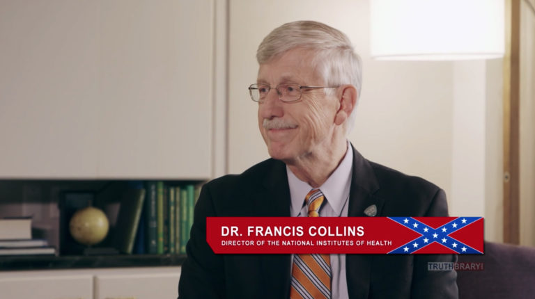 Francis Collins on Who is America