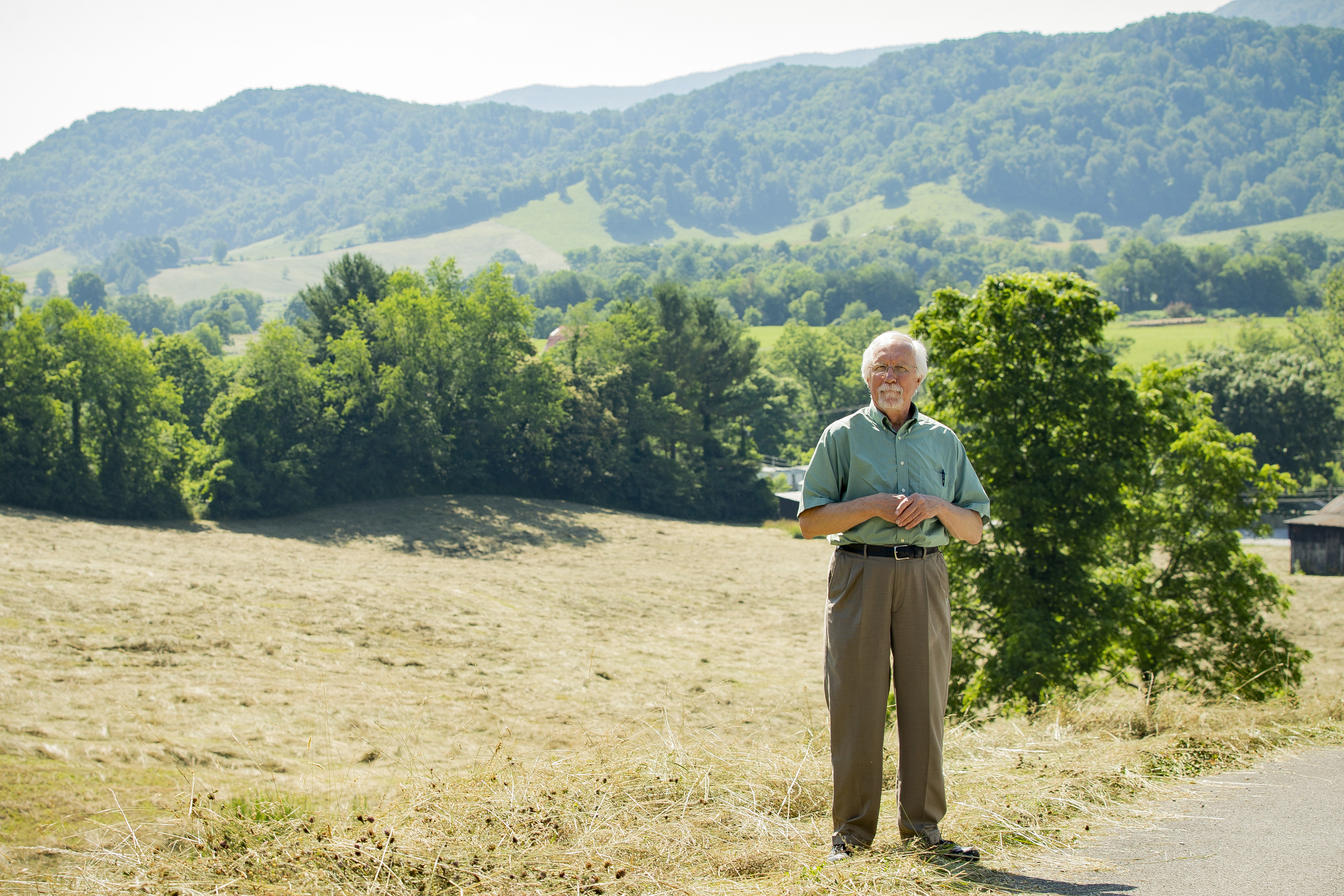 Appalachian odyssey: Hunting for ALS genes along a sprawling