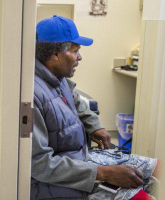 Homeless health clinic