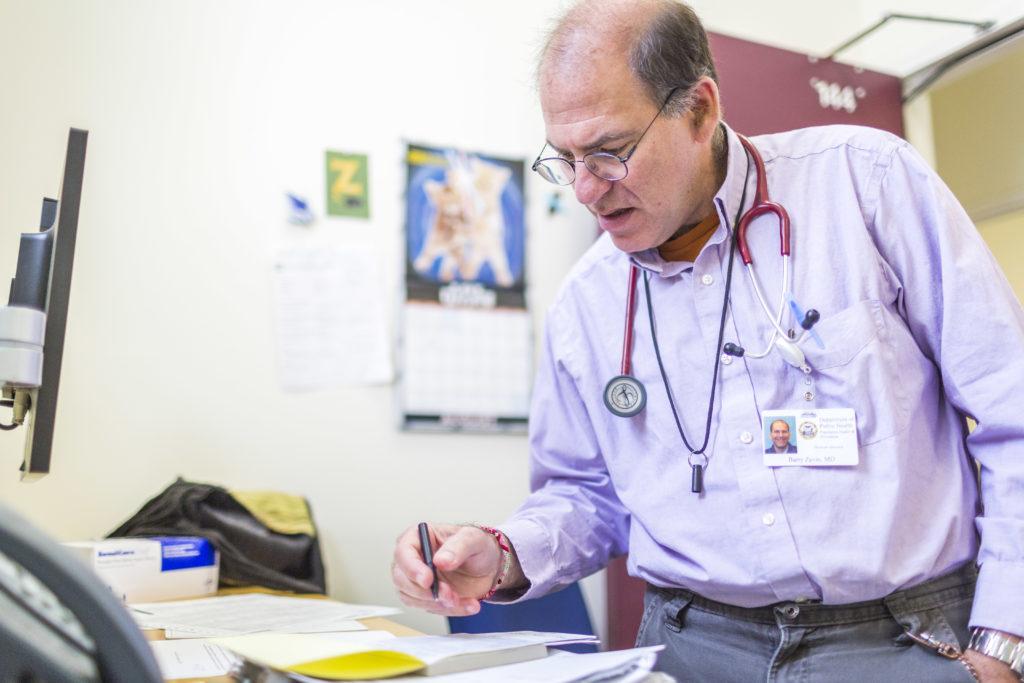 Dr. Barry Zevin