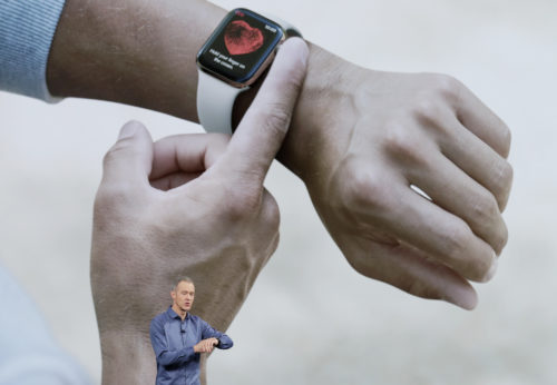 New apple watch