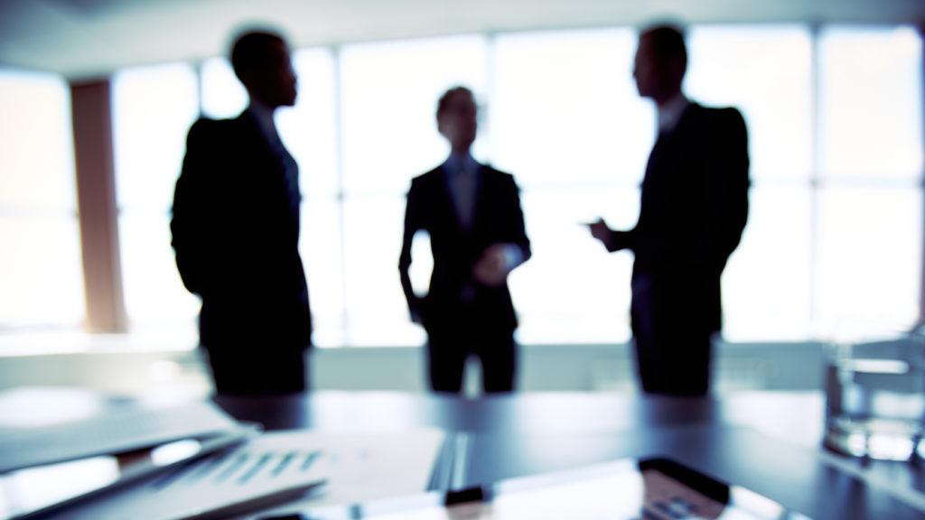 Board room - men