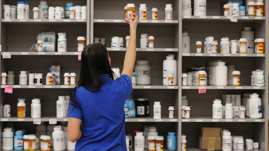 As Covid-19 intensifies, shortages of staple drugs may grow worse