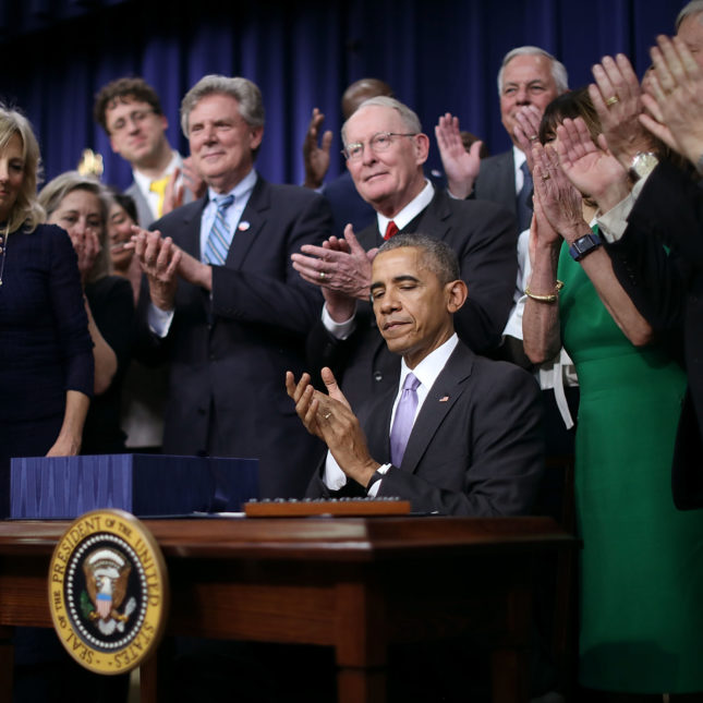 President Obama Signs 21st Century Cures Act