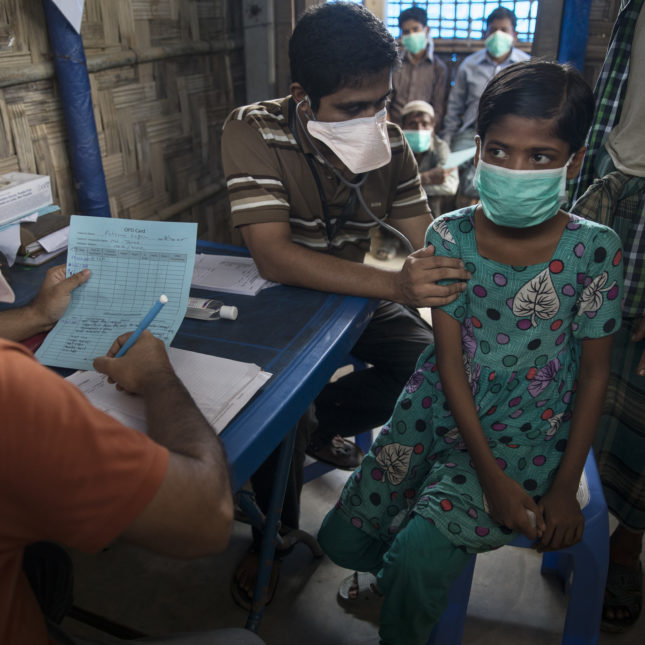 Doctors Without Borders - tuberculosis