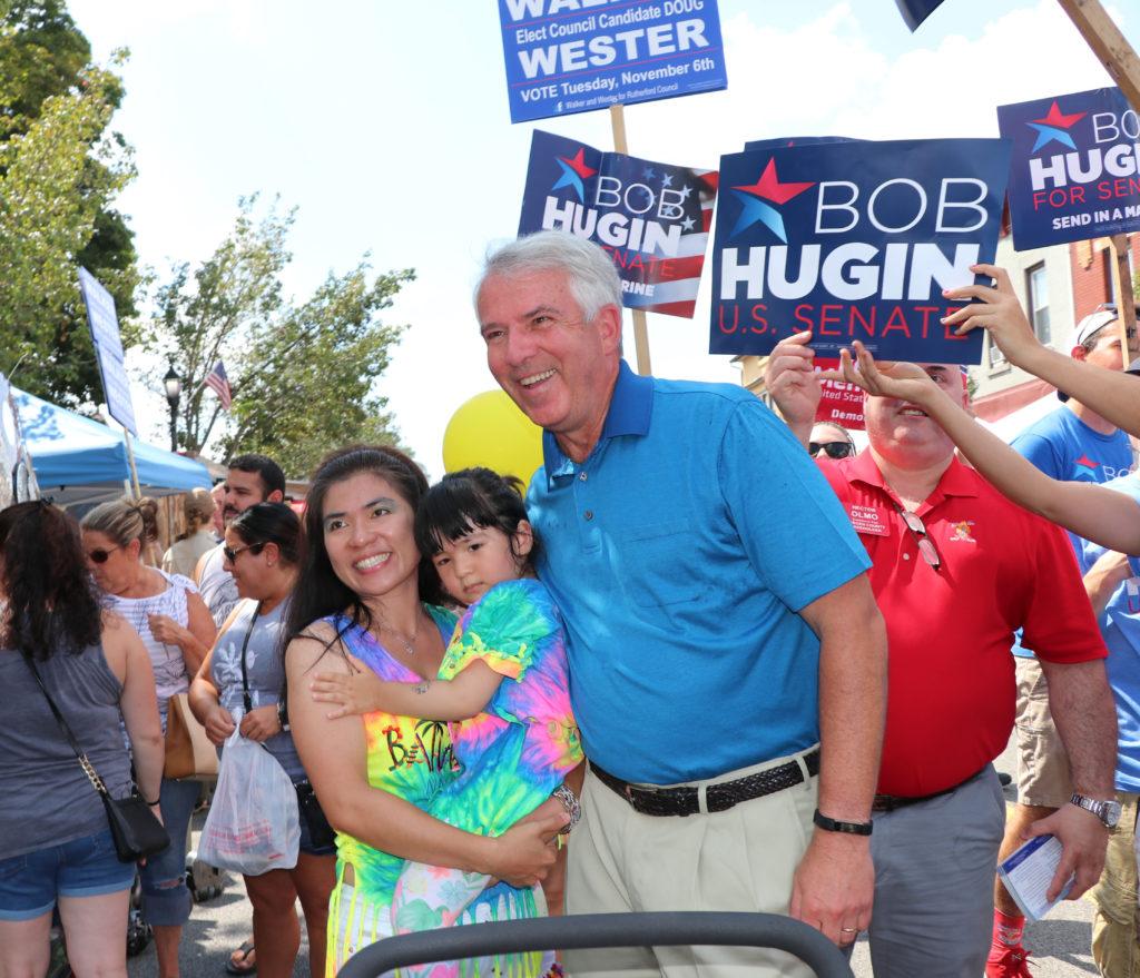 Bob Hugin campaign