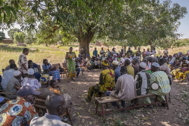 Burkina Faso meeting