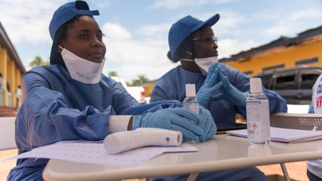 A spot of good news in Ebola crisis: Vaccine supplies are expected to last