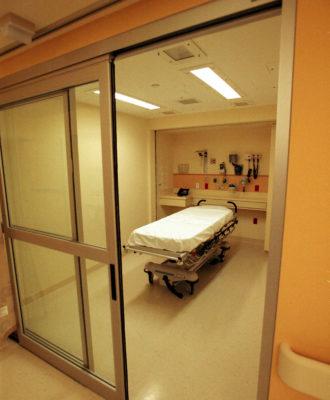 Psychiatric room - ER