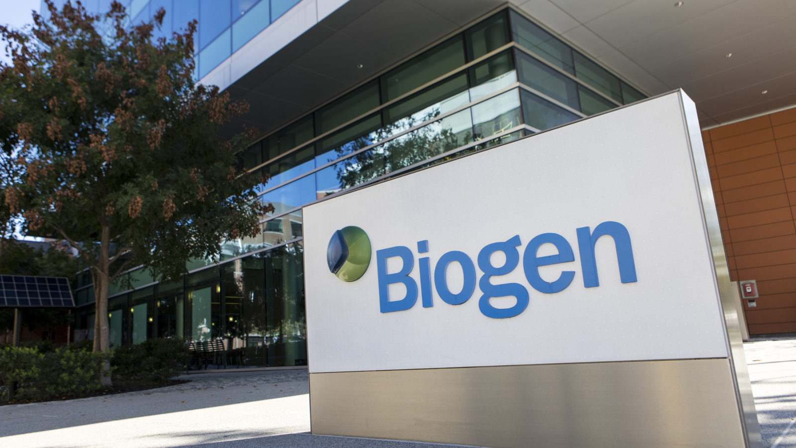 Top Biogen execs were present at meeting where attendees had Covid-19