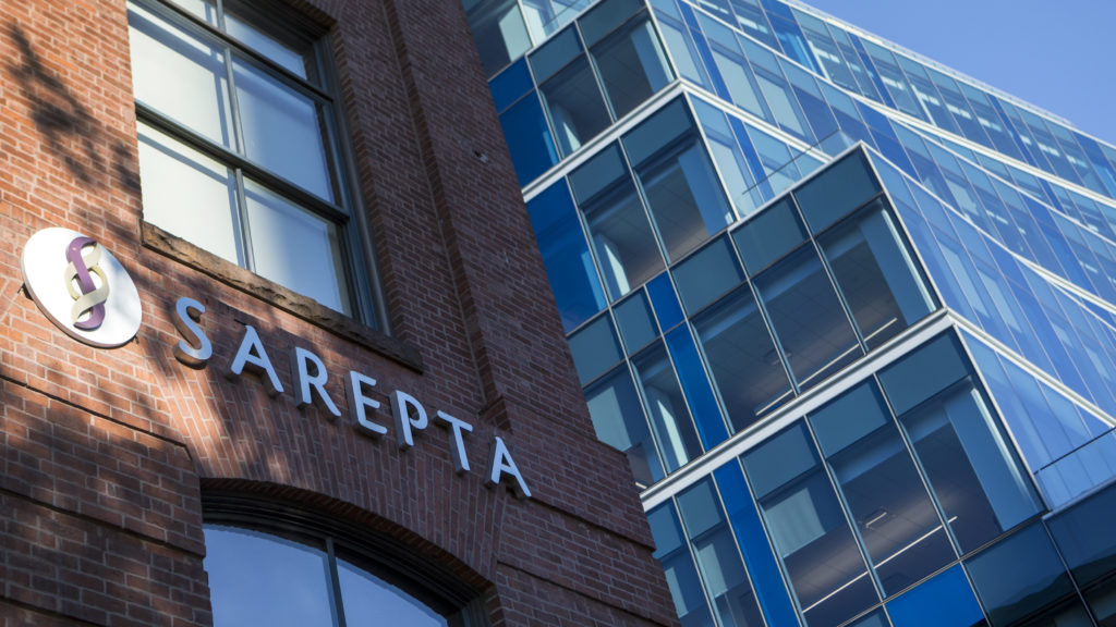 Sarepta stumbles on FDA rejection of a new drug to treat Duchenne muscular dystrophy