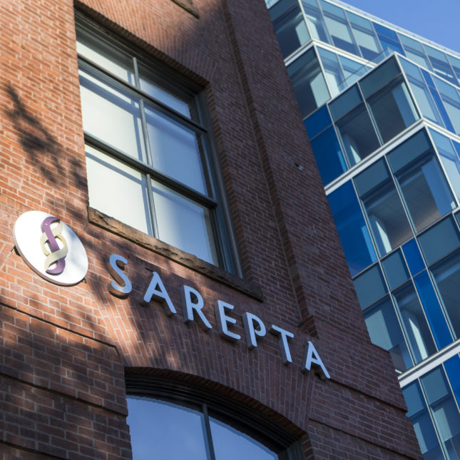 Cambridge: Sarepta