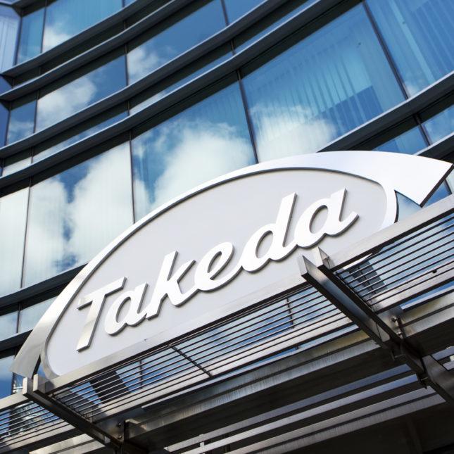 Cambridge: Takeda