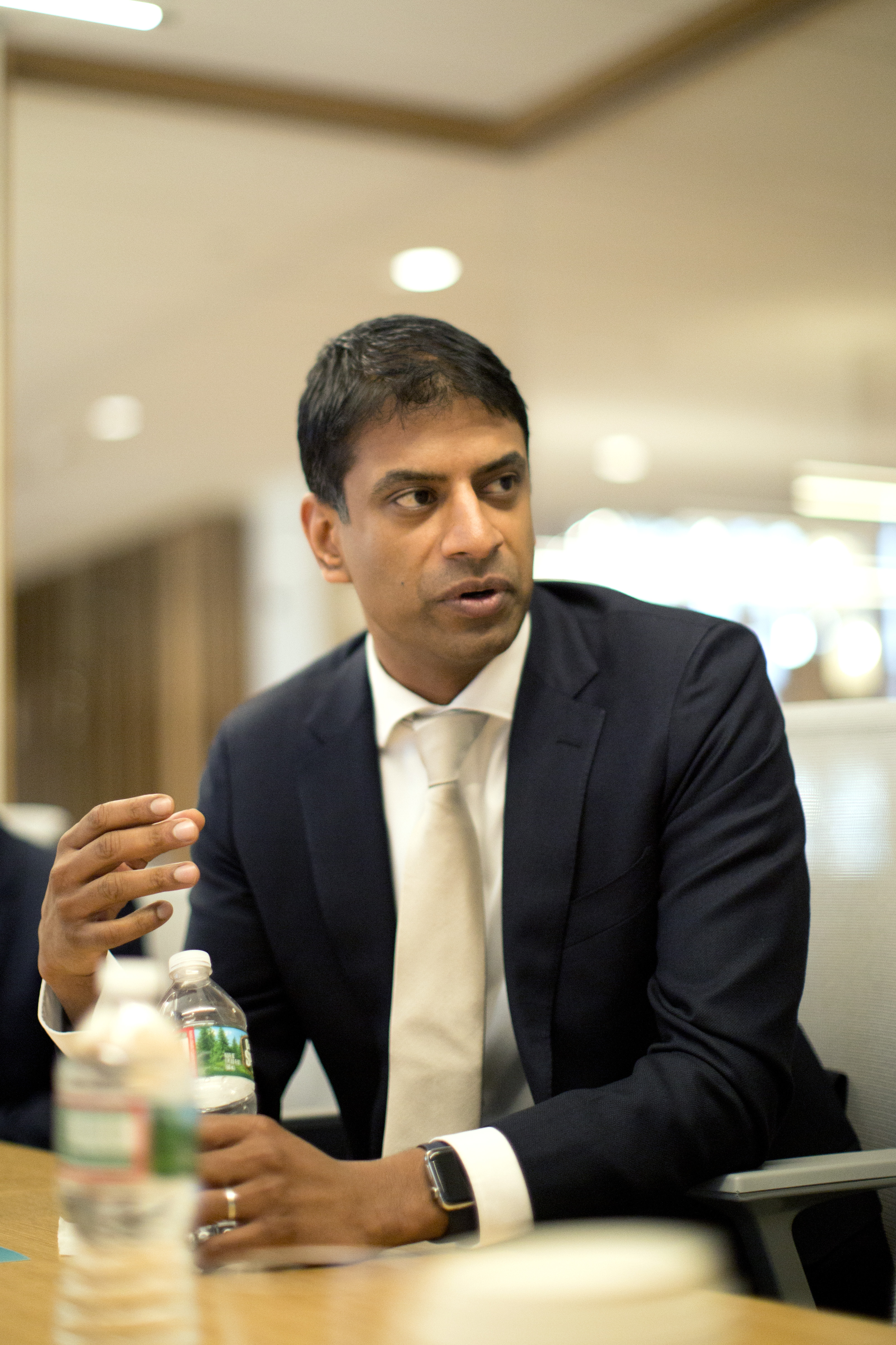 Novartis CEO coy about pricing its gene therapy for spinal muscular atrophy