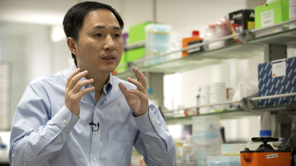 Chinese Researcher Claims Birth Of First Gene-edited Babies - Stat