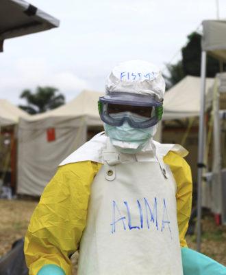 Congo Ebola Isolation