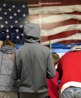 Election 2018 early voters