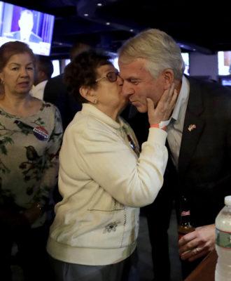 Election 2018 Senate Hugin New Jersey