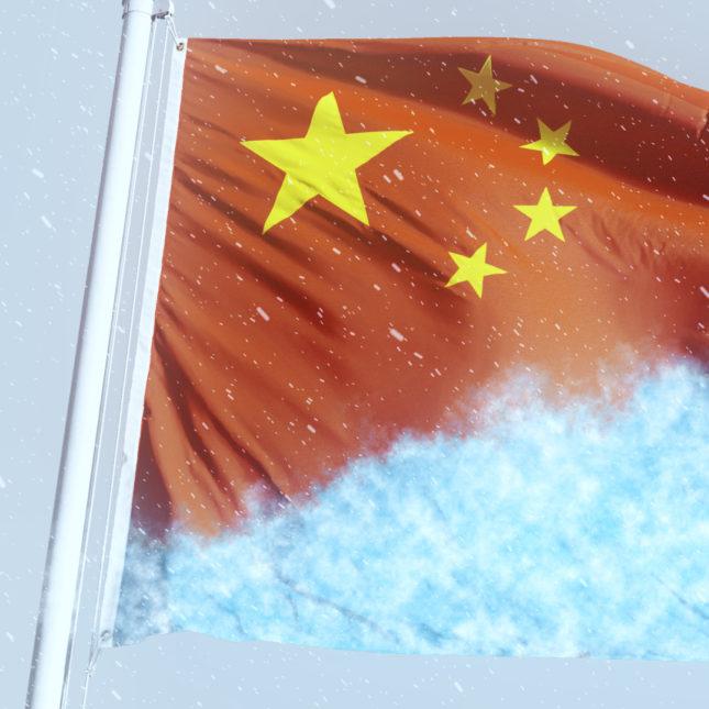 China chilled