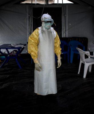 Beni Ebola medical treatment