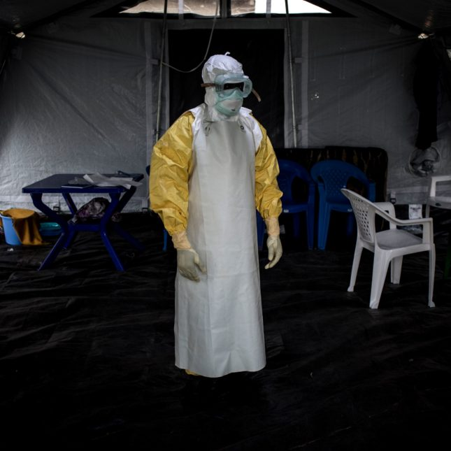 Ebola outbreak in Congo proving to be worst in nation's history