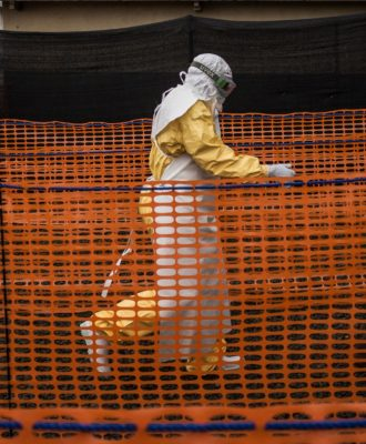 Congo Ebola - Bunia