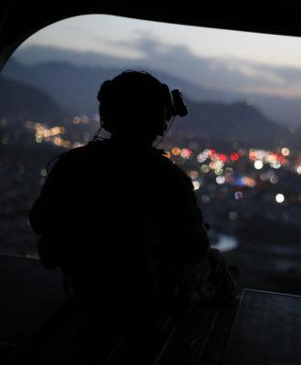US Army serviceman
