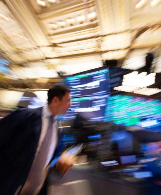 Stock market dystopia