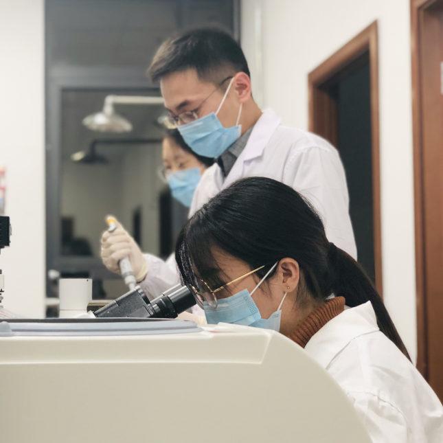 Legend Biotech lab