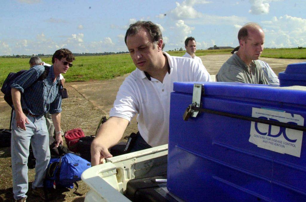 Dr. Pierre Rollin - Ebola