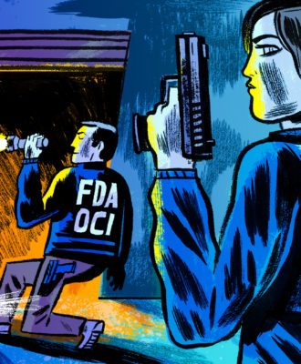 FDA OCI illustration
