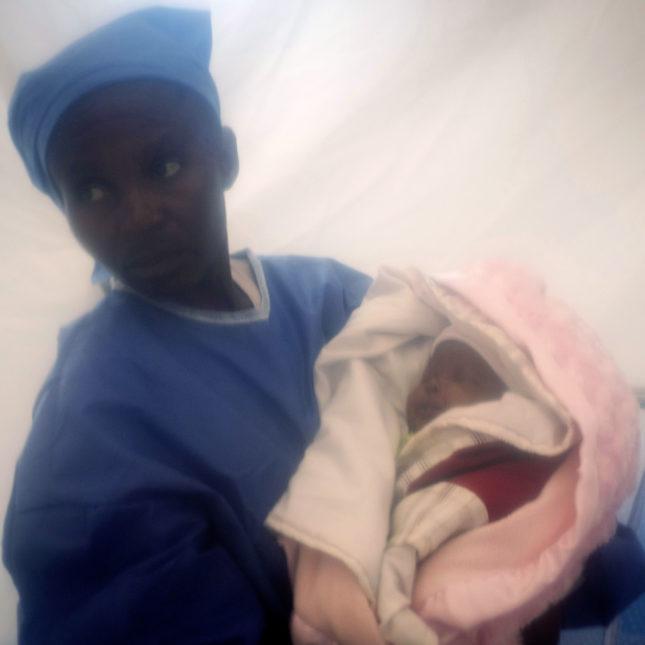 Congo Ebola Youngest Survivor