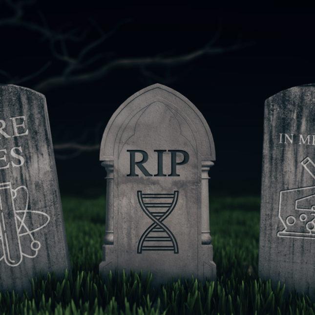Biotech graveyard