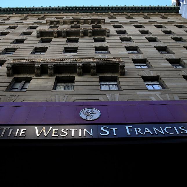 Westin St. Francis hotel