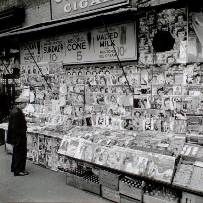 New York Newsstand