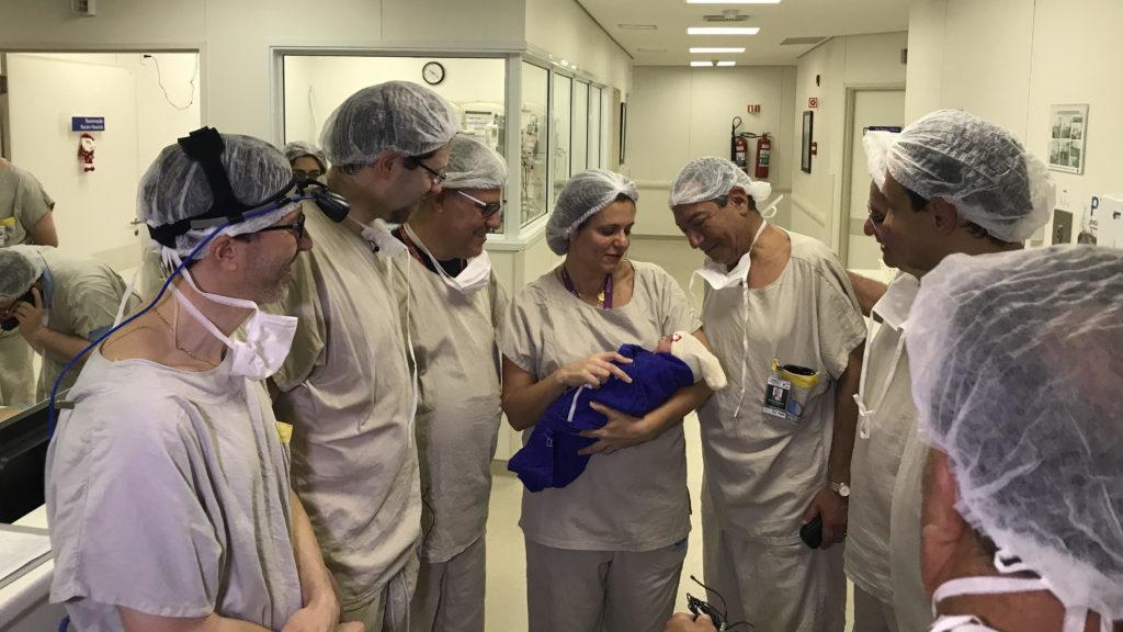 Transplante útero