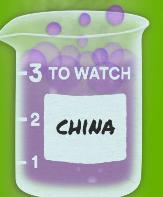 3 to Watch: China