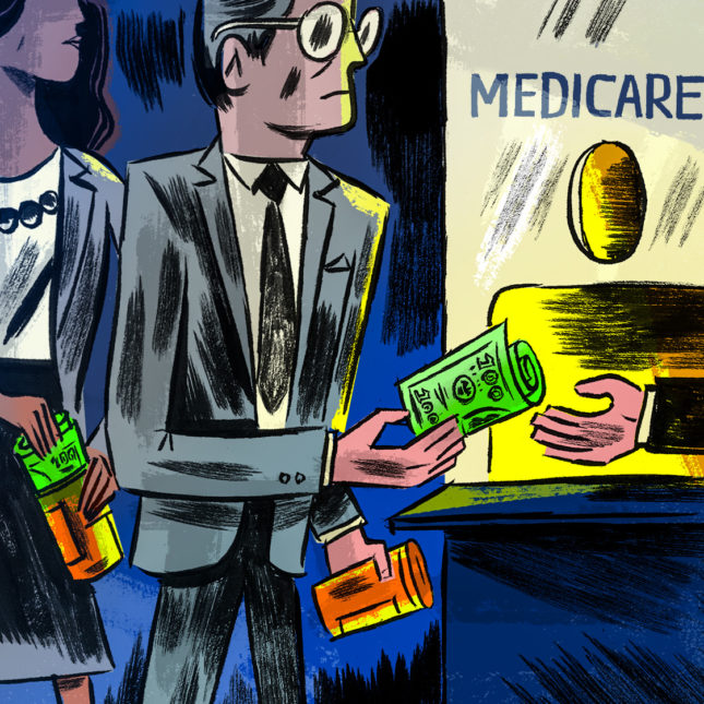 Pharma pays up illo