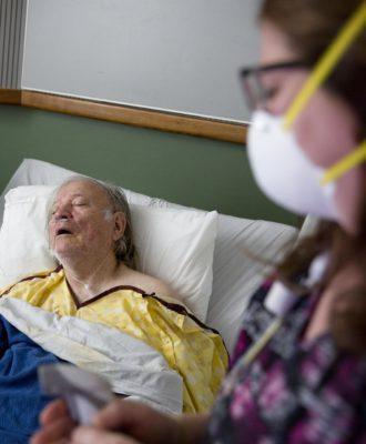2018 flu patient