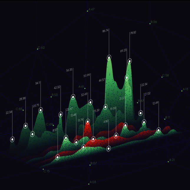 Data mining concept illo