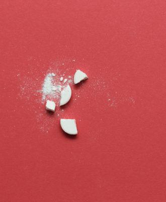 Broken pill