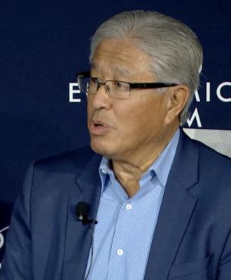 Dr. Victor Dzau - DAVOS