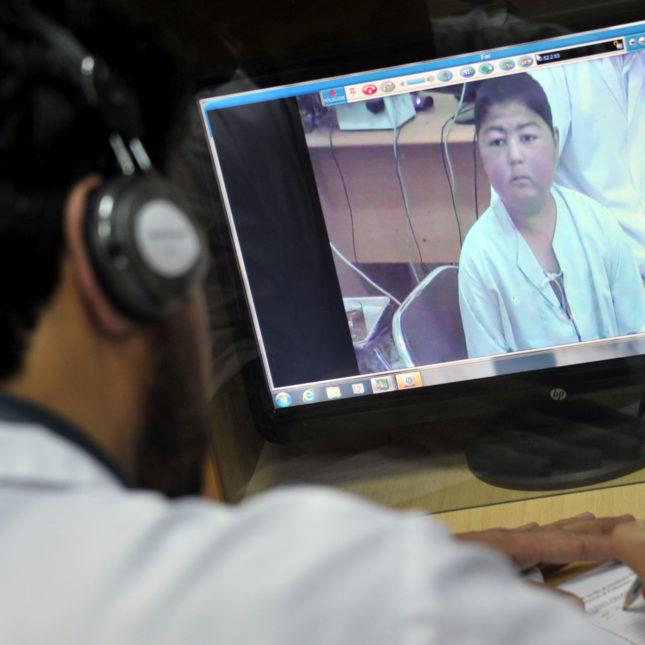 Telemedicine Afghanistan